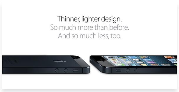 Лендинг от Apple