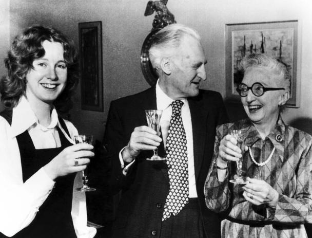 Ричард Долл, бросивший курить в 1950