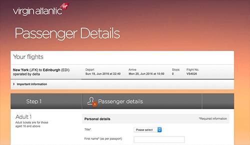 Авиакомпания Virgin Atlantic
