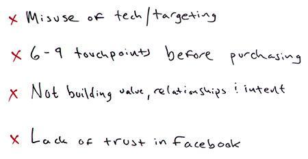 Иллюстрация к статье: Как создать ремаркетинг-воронку в Facebook, которая конвертирует?