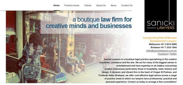 Иллюстрация к статье: 8 примеров landing page из сферы юридических услуг
