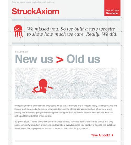 Struck Axiom