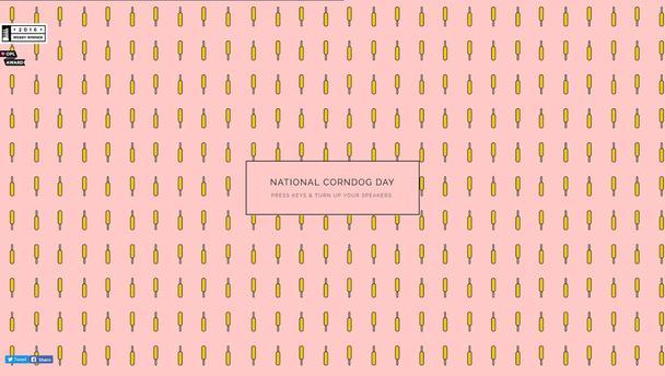 National Corndog Day