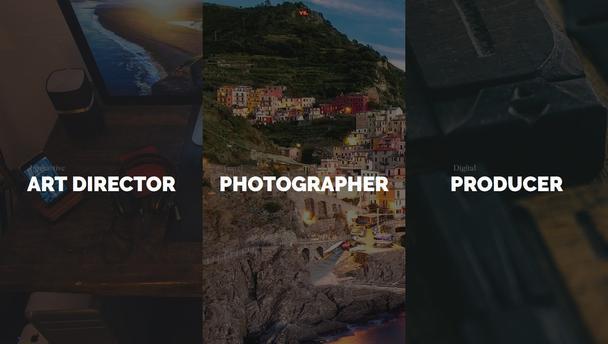 Иллюстрация к статье: 10 + 3 примера лендинг пейдж для фотографов, видеографов, клипмейкеров