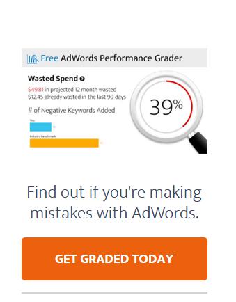 AdWords Performance Grader