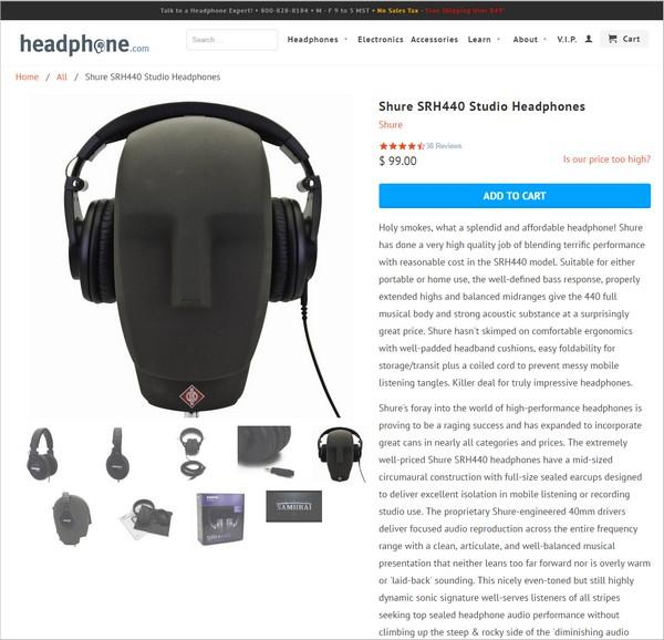 The Headphone.com