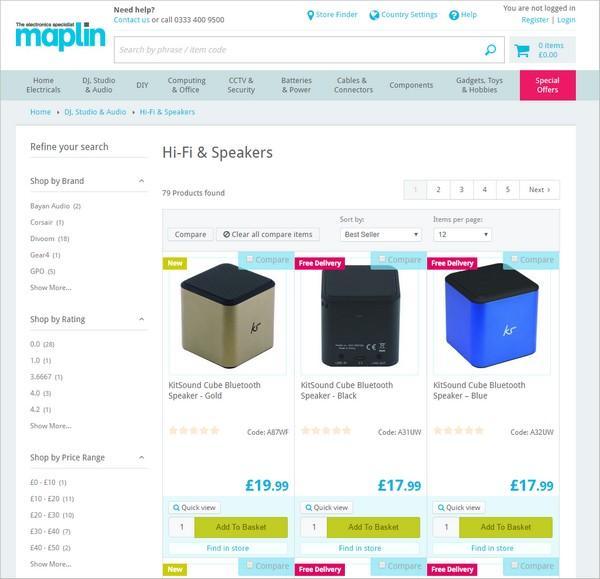 Maplin.com