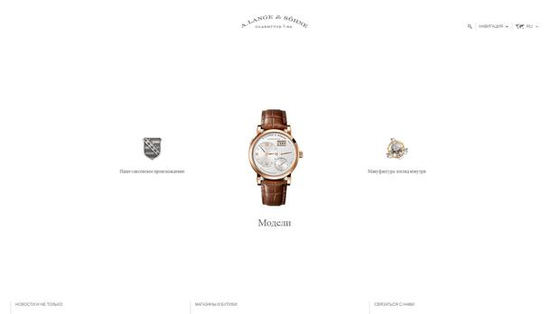 Иллюстрация к статье: 10+ сногсшибательных лендингов по продаже часов