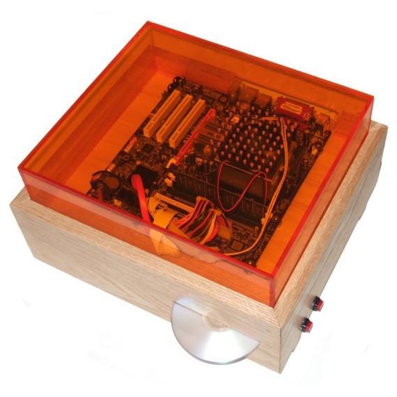 рынок сбыта для компьютеров в деревянных кожухах