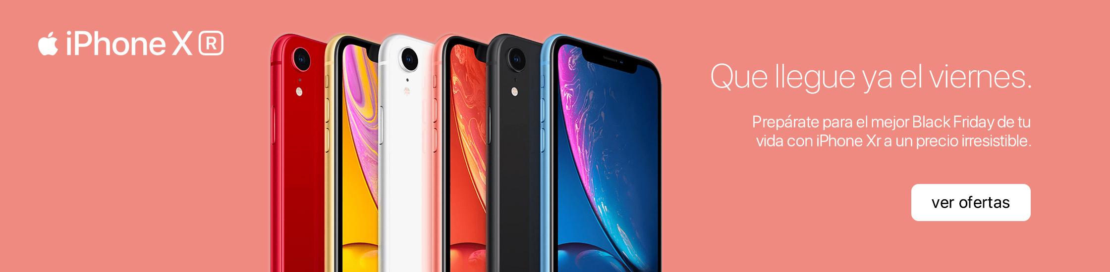 Black Friday iPhone XR 2021   Macnificos