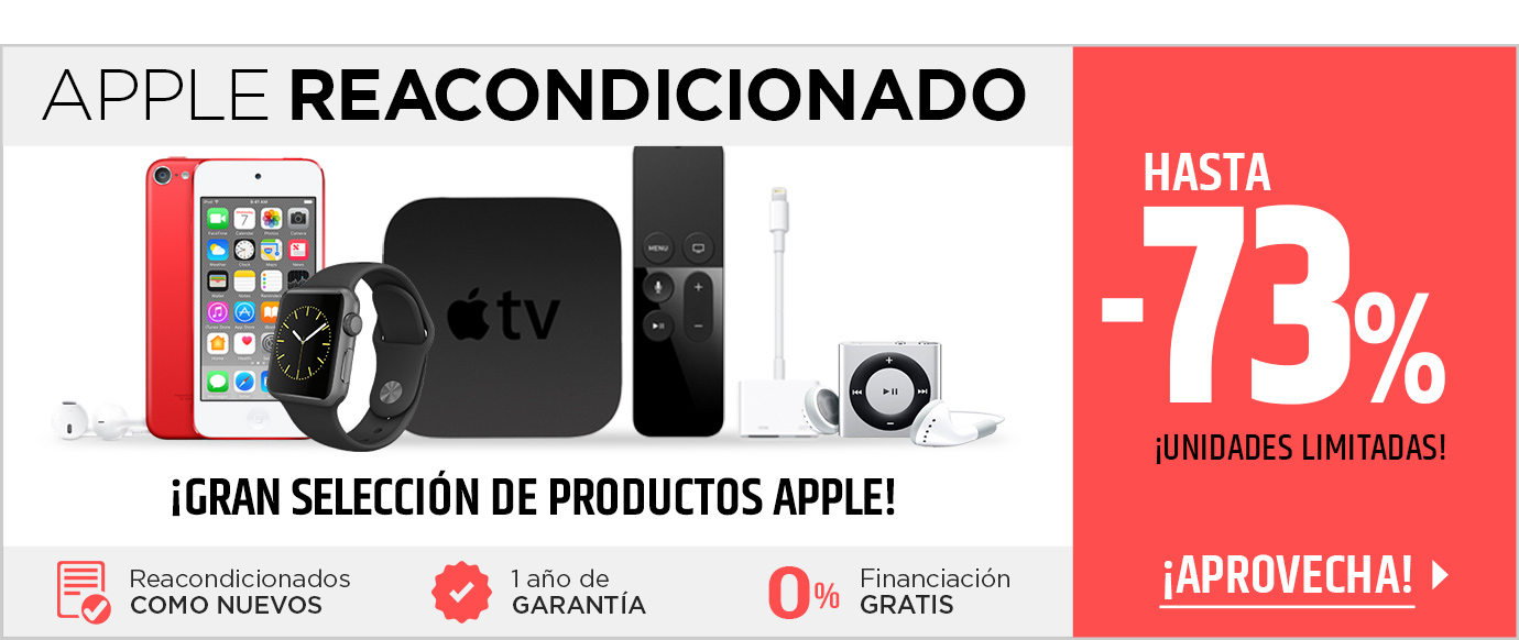 Apple Reacondicionado