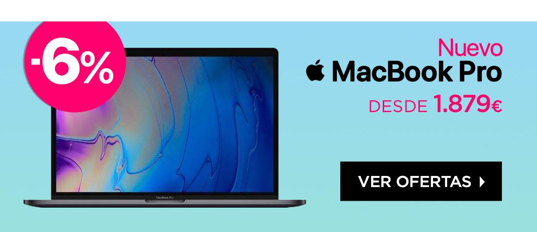 Macbook Pro nuevo