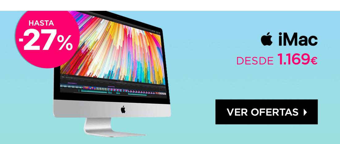 iMac en rebajas