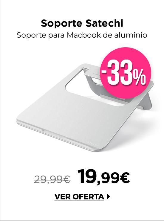 Satechi Soporte Macbook Aluminio 3 colores