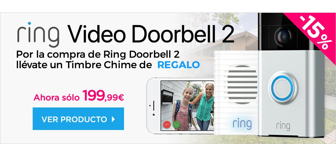 Ring 199€ + chime grautito