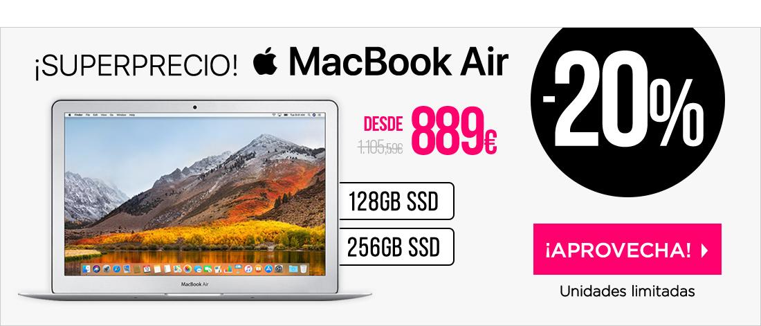 "Apple MacBook Air 13"" 1.8GHz dual-core Intel Core i5, 128GB"