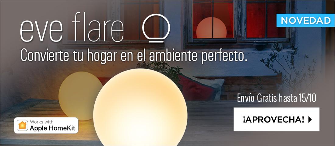 Elgato Eve Flare Lámpara Bluetooth HomeKit