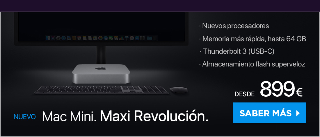 Nuevo Apple Mac Mini