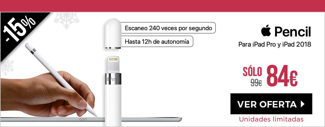 Apple Pencil (MK0C2ZM/A) (coste promo 63,92, PMP 66,01)