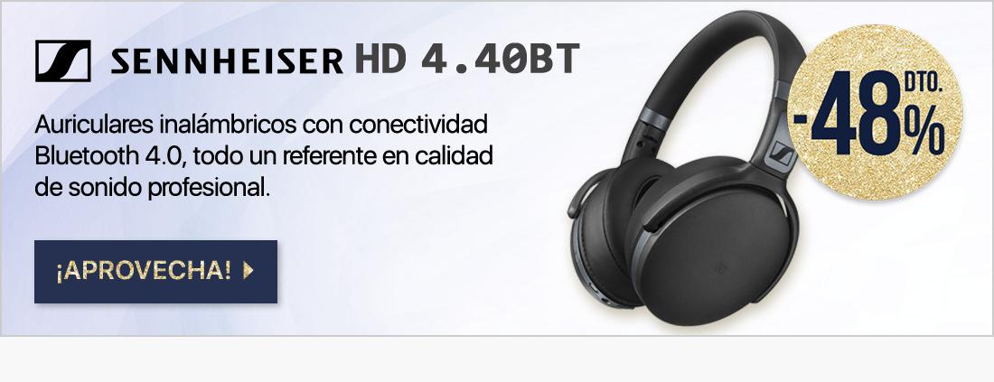 Sennheiser Auricular HD 4.40 Bluetooth