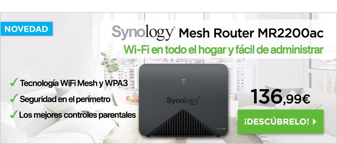 Synology mesh