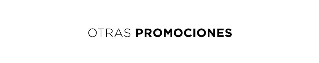 Otras Promociones