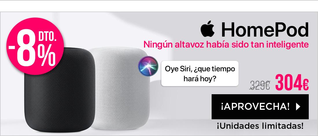 Apple HomePod Negro
