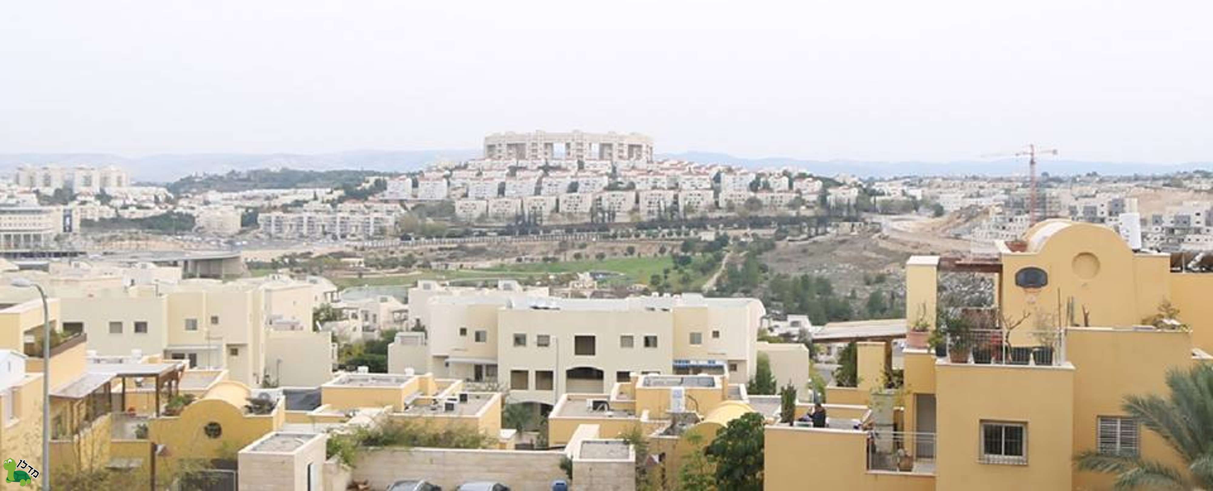 מותג חדש דירות למכירה במודיעין מכבים רעות - 337 דירות באזור CU-67