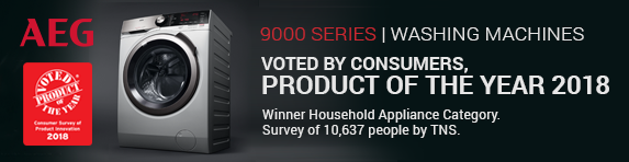 AEG Product of the Year Series 9000