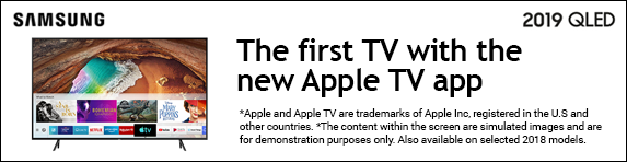 Samsung Apple TV App Q60, Q70, Q80, Q85