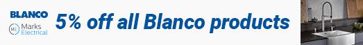 Blanco - 5% Discount - 31.10.2021