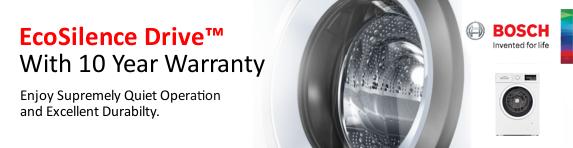 Bosch - 10 Year EcoSilence Drive Warranty