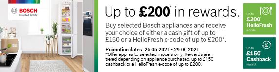 Bosch - Choices Prepaid Card - 29.06.2021