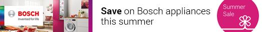 BOSCH Summer Sale 18.07.2018 - 28.08.2018