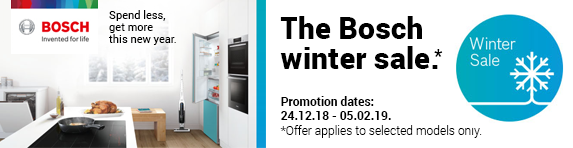 Bosch Winter Sale 24.12.2018 - 05.02.2019