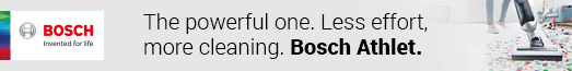 Bosch Athlet Vacuums