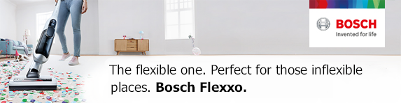 Bosch Flexxo Vacuums