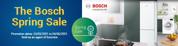 Bosch - Spring Sale - 04.05.2021
