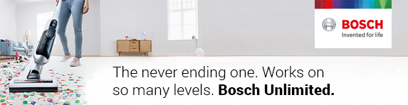 Bosch Unlimited Vacuums