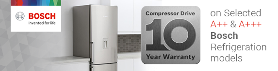 Bosch 10 Year Compressor Warranty