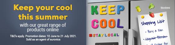Euronics - Keep Cool - 21.07.2021