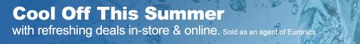 Euronics Cooling Sale 01.07.2019 - 31.07.2019