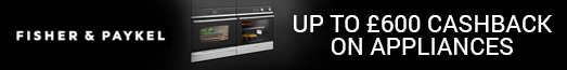 Fisher & Paykel Cashback 16.01.2019 - 30.06.2019