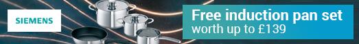 Siemens Free Induction Pan Set - 01.01.2018 - 31.03.2018