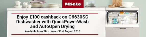 Miele G6630SCWh ?100 Cashback