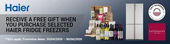 Haier Laithwaite Promotion 20.04.2020 - 30.06.2020