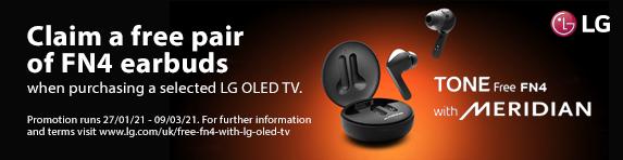 LG - Free Earbuds - FN4 - 09.03.2021