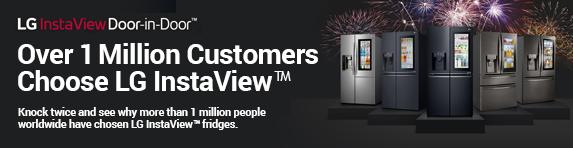 LG - 1M InstaView Door-in-Door