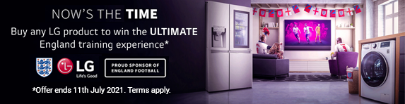 LG Euro Competition - 24.05.2021 - 11.07.2021