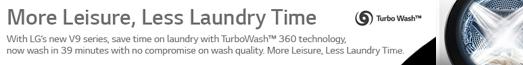 LG Turbowash